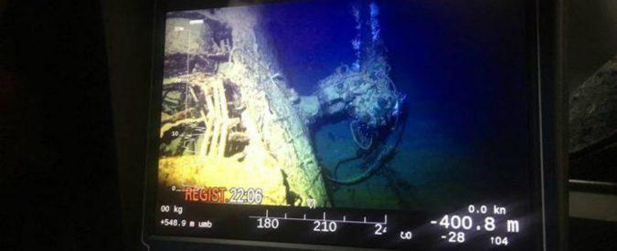 Guglielmotti, ritrovato il sommergibile silurato dagli alleati. Un destino già scritto nel nome