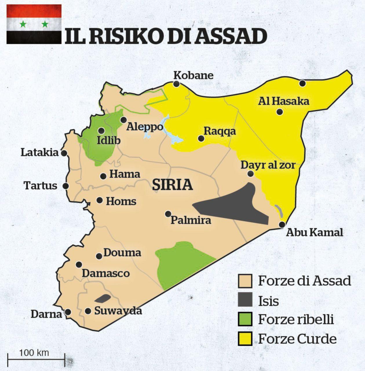 Assad e i suoi padrini: la Siria dopo la guerra ha un padrone solo