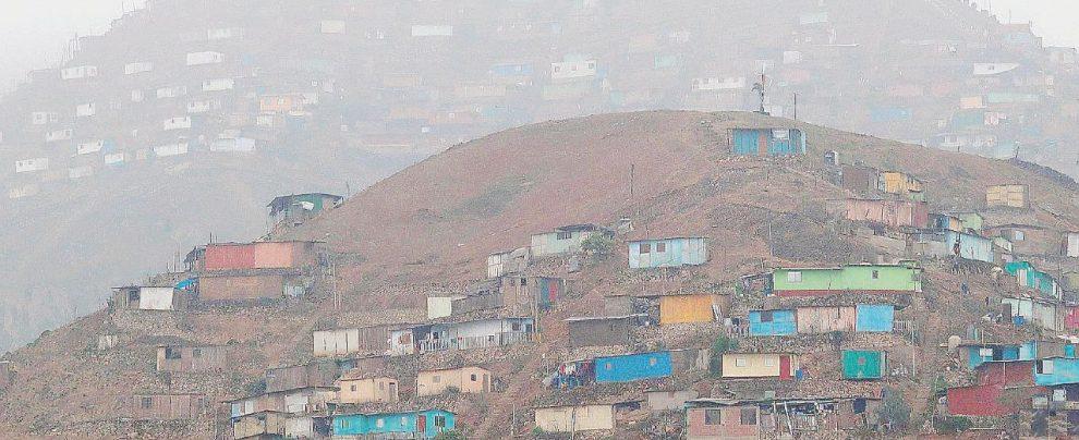 In Perù solo il cibo può guidarti fuori dalla nebbia di Lima