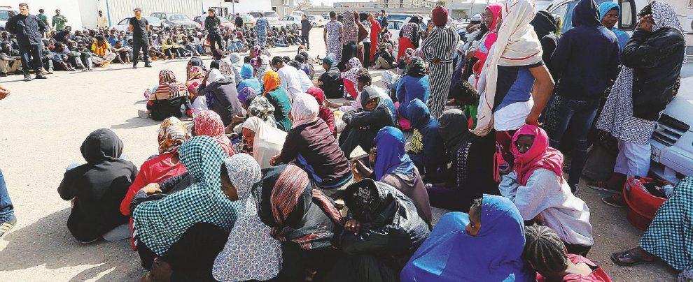 Accoglienza in Libia otto centri-prigione per 10mila disperati