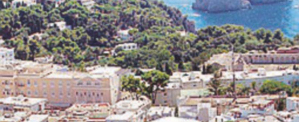 """Abusi edilizi a Capri: la banda dei controlli """"col buco"""""""