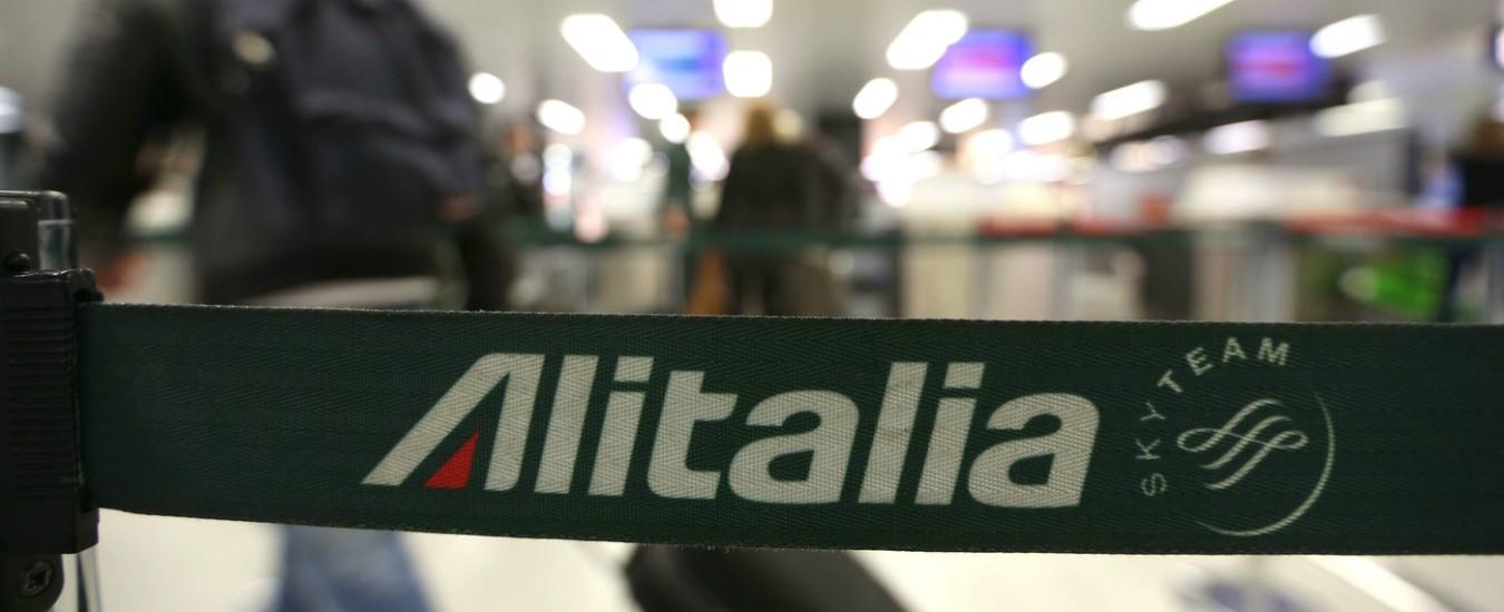 """Alitalia, il nuovo ad di Ferrovie: """"Interesse a entrare in cordata per comprarla con un partner aeronautico"""""""