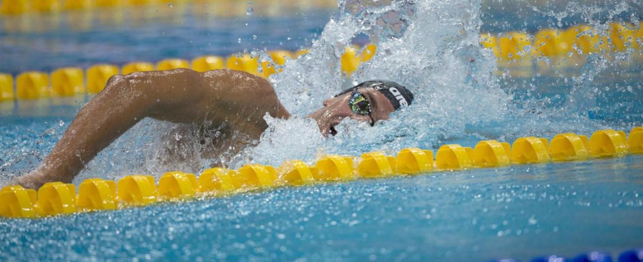 Europei nuoto, 3 argenti tra vasca e tuffi. Bronzo nel fondo. Pellegrini 5^ nei 100 sl