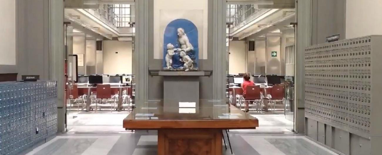 Biblioteca nazionale Firenze: 9 milioni di testi, zero archivisti. L'istituto trascurato dalla politica (e dove a volte pure piove)