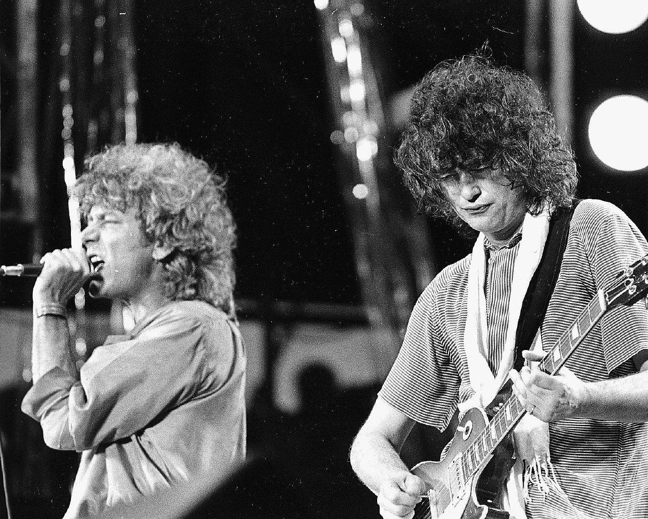 """Londra, 50 anni fa partiva il """"Train"""" dei Led Zeppelin"""