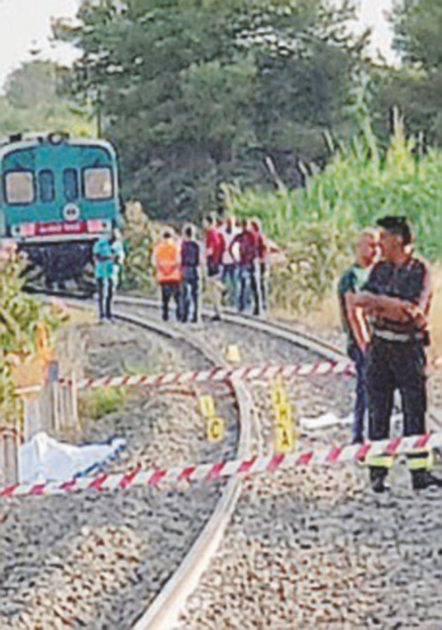 Tragedia nel reggino: treno investe due bambini e la madre