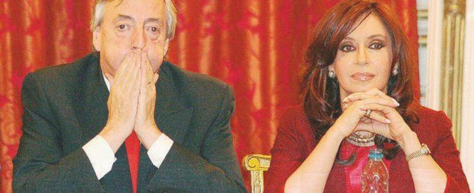 I quaderni delle mazzette affossano la Kirchner