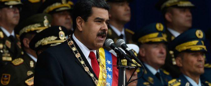 Venezuela, golpe o montatura? Le menzogne dell'attentato a Maduro