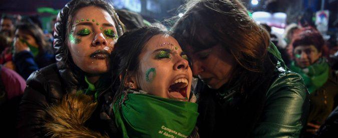 L'Argentina ha scelto l'aborto clandestino per far morire le donne