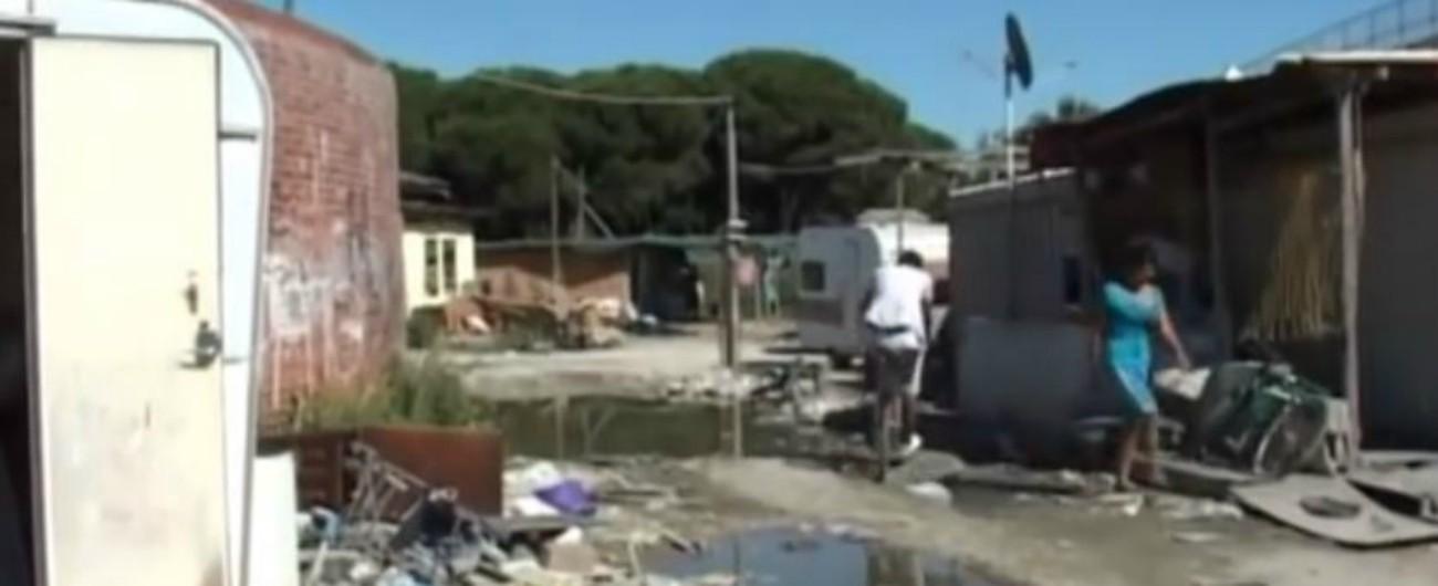 """Pisa, il primo atto della giunta a guida leghista: sgomberi nello """"storico"""" campo rom. """"Tolleranza zero con gli abusivi"""""""