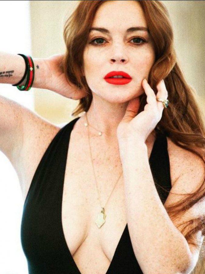 """Lindsay Lohan contro #MeToo: """"Parlare adesso è da deboli. Non sopporto chi cerca attenzioni"""""""