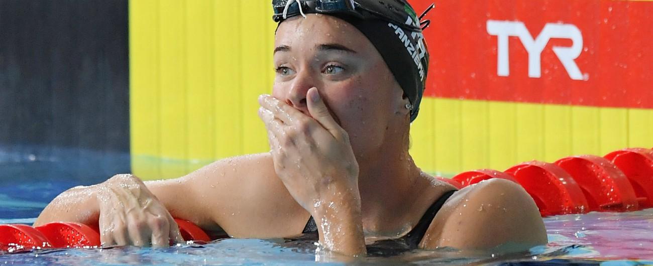 Risultati immagini per europeo glasgow nuoto