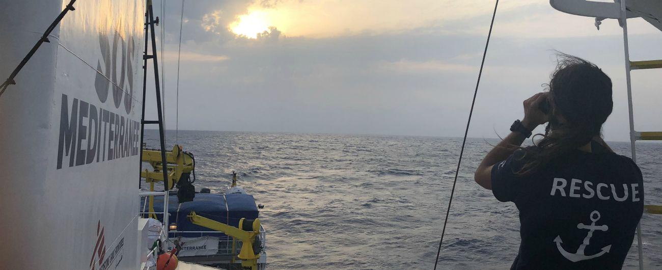 """Aquarius, diario di bordo – giorno 8. L'addestramento per identificare i migranti e curare i casi """"vulnerabili"""""""