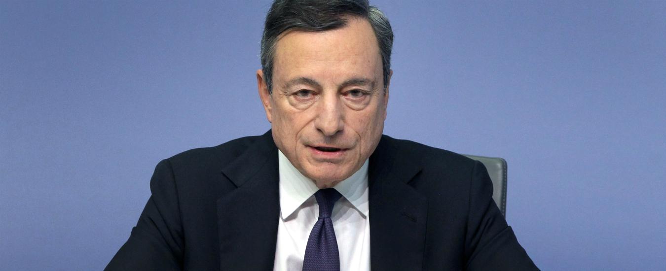 Bce, senza Draghi l'Italia rischia il declassamento. Prepariamoci al ciclone autunnale