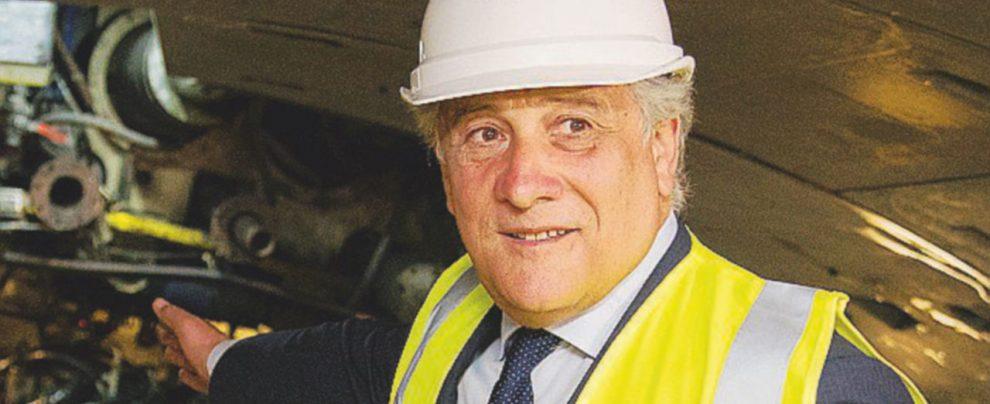 Lavoro e grandi opere, Tajani guida la rivolta del Partito degli Affari