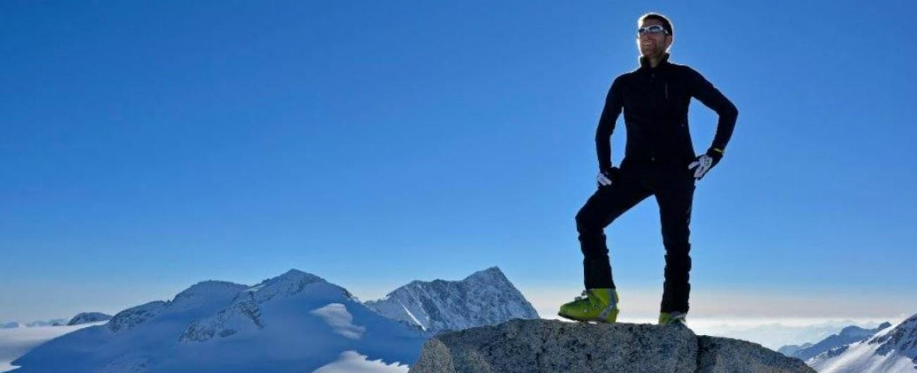 Monte Bianco, ritrovato in un crepaccio il corpo di uno degli alpinisti dispersi