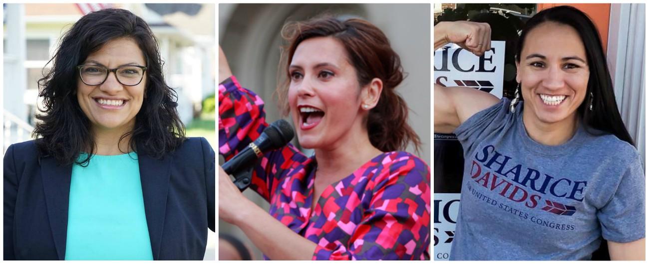 Midterm Usa, boom di candidate donne: 185 alla Camera, 143 sono democratiche. È la reazione al sessismo di Donald Trump