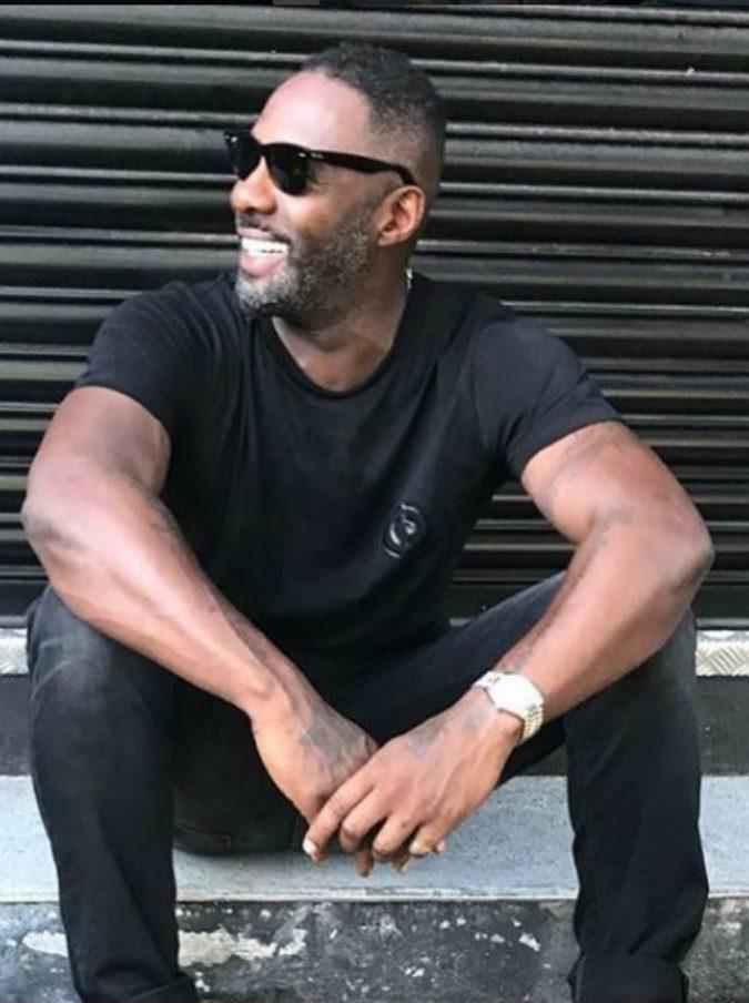 Idris Elba, People ha eletto l'uomo più sexy del pianeta