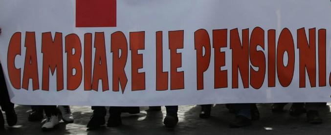 """Pensioni d'oro, la proposta Lega-M5S: """"Tagliarne almeno 158mila sopra i 4mila euro netti per alzare minime e sociali"""""""