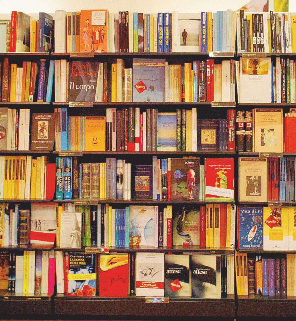 La sua casa di carta a Dorsoduro: rifugio di libri e di silenzio