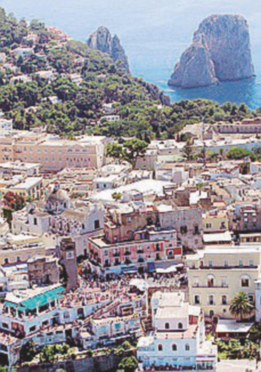 Manager francese drogata e stuprata in un hotel di Capri