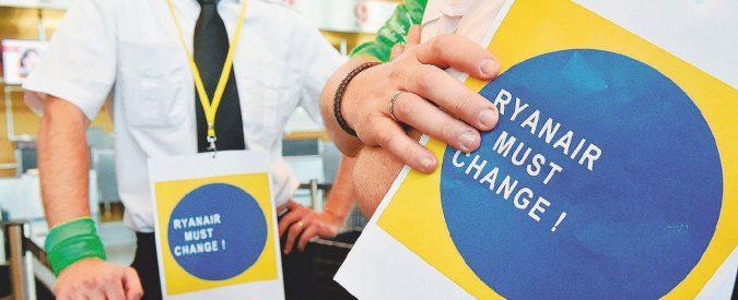 Sciopero Ryanair, lotta estiva contro i sindacati