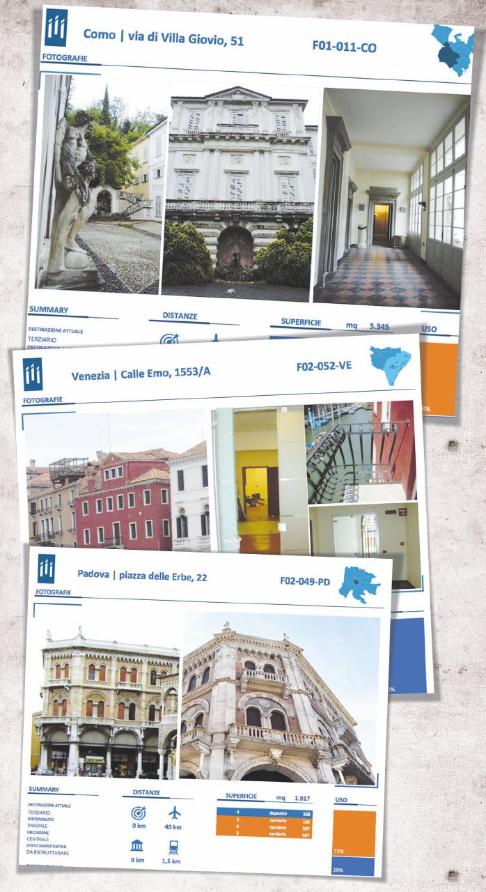 In Edicola sul Fatto Quotidiano del 11 agosto: Ha 12 miliardi di immobili vuoti. Ma lo Stato si dissangua in affitti