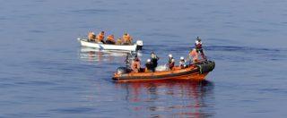 """Aquarius intercetta barchino da Tunisia: """"Salvataggio? No grazie, noi andiamo a Lampedusa"""""""