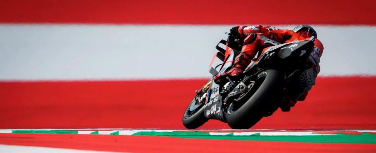 MotoGp Austria, vince Jorge Lorenzo davanti a Marquez. Dovizioso 3°. Solo sesto Valentino Rossi
