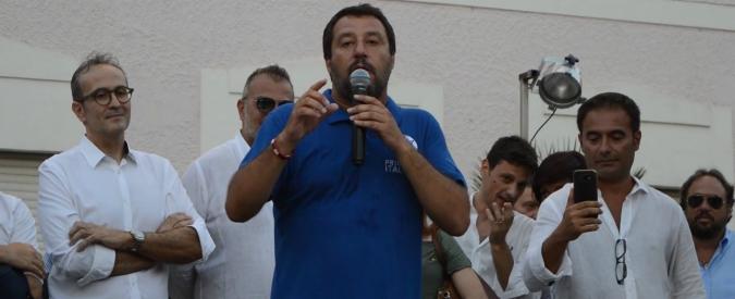 Diciotti, per Matteo Salvini cade il reato di arresto illegale. Il fascicolo a Palermo: tra atti anche sentenza Cedu