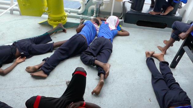 """Aquarius, """"Gli italiani non coordinano più e i libici non da"""
