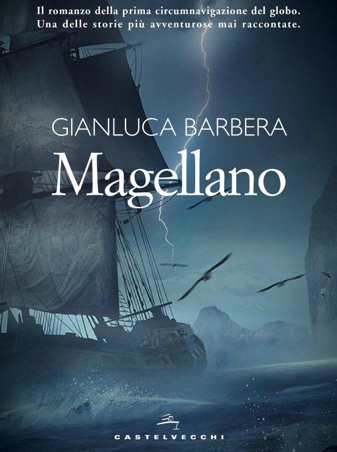 """Gianluca Barbera: """"Il mio Magellano è un omaggio a Salgari, la sua storia è un mito intramontabile"""""""