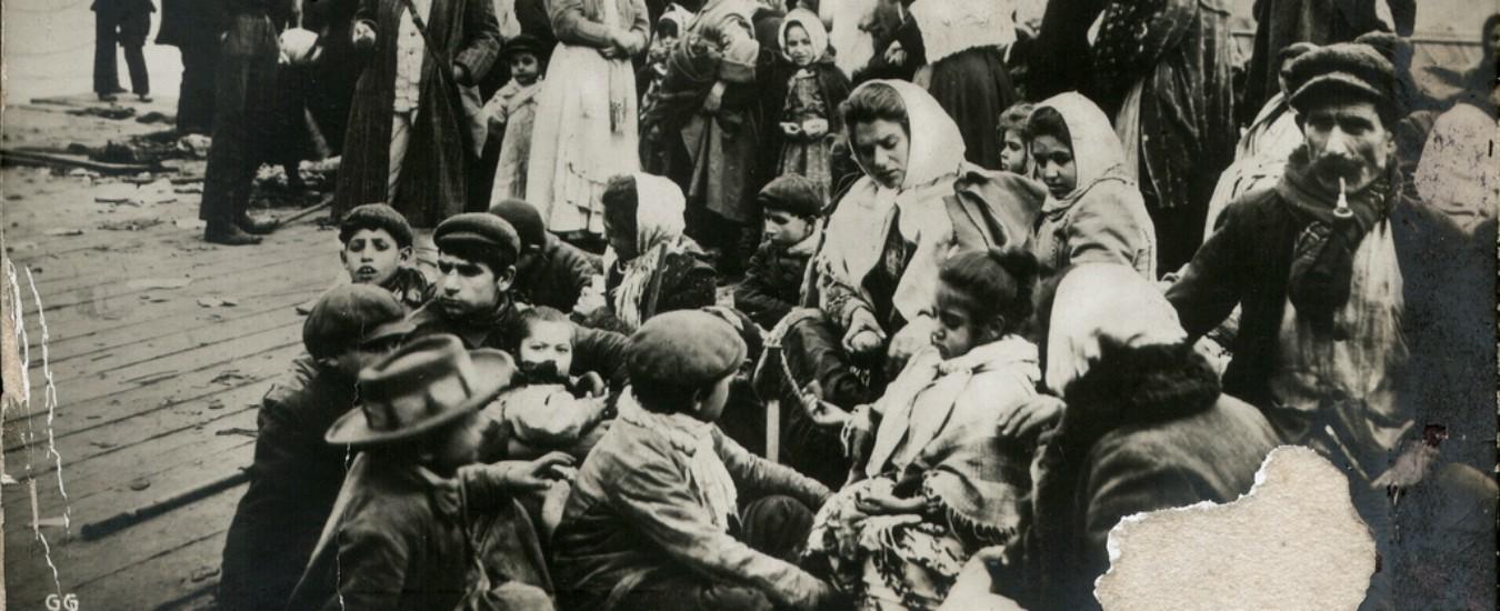 Sui nostri nonni che migrarono clandestinamente in Francia e Svizzera