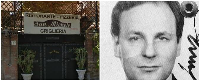"""Roma, chiuso il ristorante del fratello di Enrico De Pedis: """"Da dieci anni non pagava l'affitto al comune"""""""