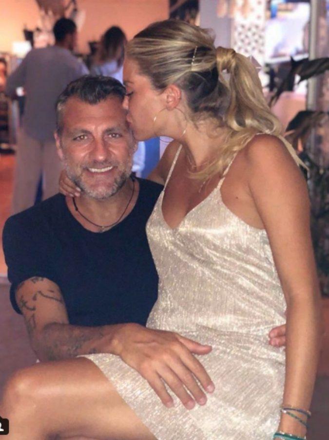 """Bobo Vieri parla della figlia in arrivo: """"Ci sono tanti nomi… Se era un maschio lo chiamavo Bobo-gol!"""""""