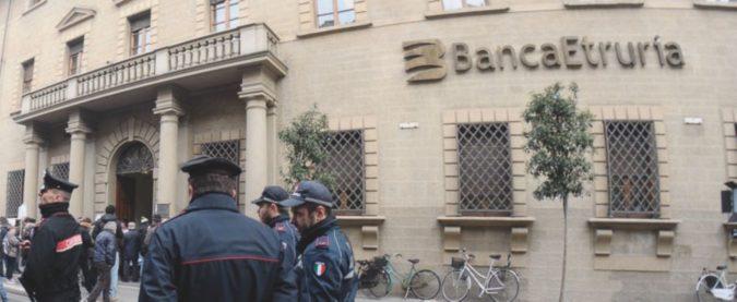 Firenze, annullate sanzioni della Consob contro Etruria