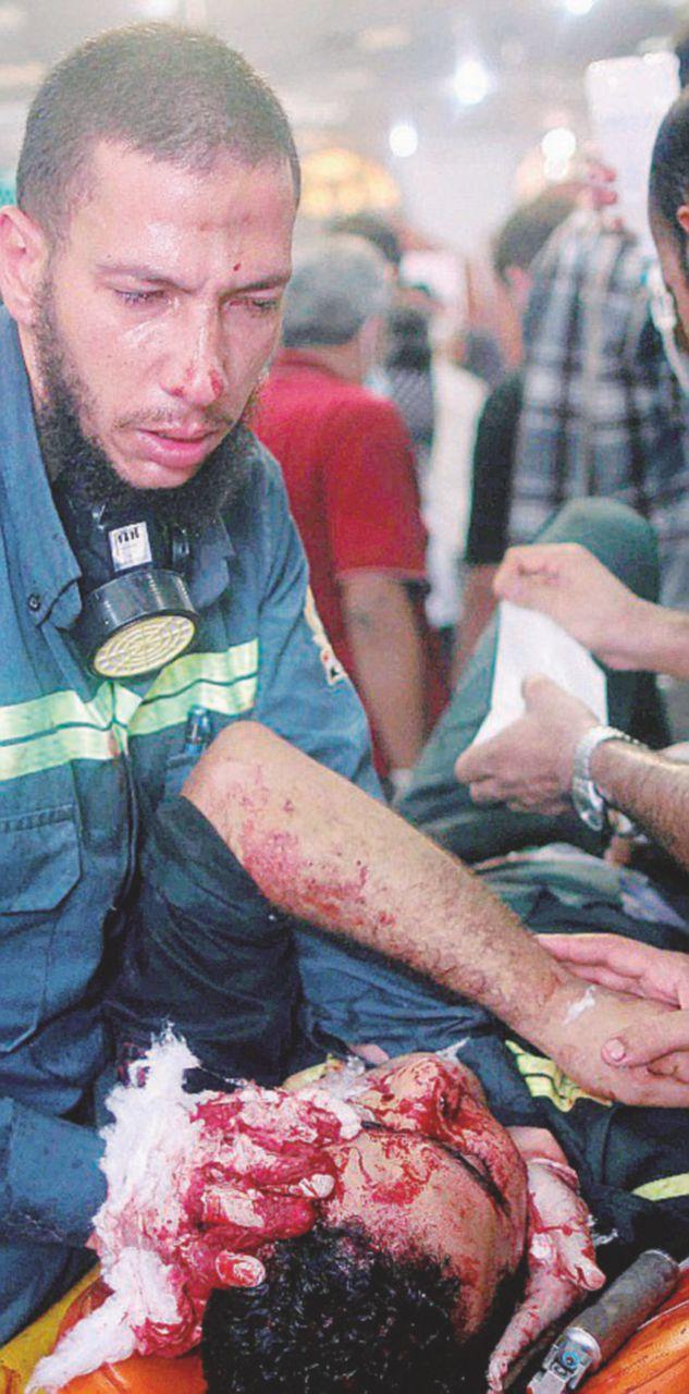 Rabaa, il primo pugno di sangue di Al Sisi