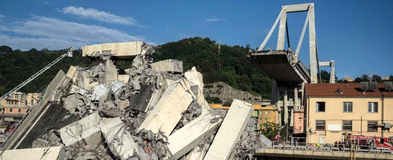 """Genova, quando a marzo 2017 Autostrade rassicurava la Regione: """"Il ponte Morandi non ha alcun problema strutturale"""""""