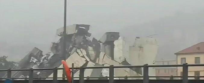Genova, crolla ponte Morandi sulla A10. Trasporti in tilt: chiuse A10 e A7, treni rallentati. Ecco la mappa