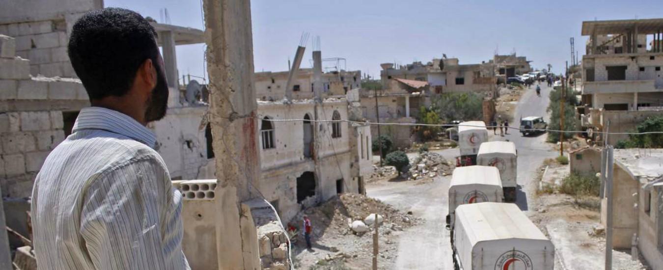 'Ho salvato la mia famiglia portandola lontano'. Siria-Grecia-Francia, la storia di Mosa