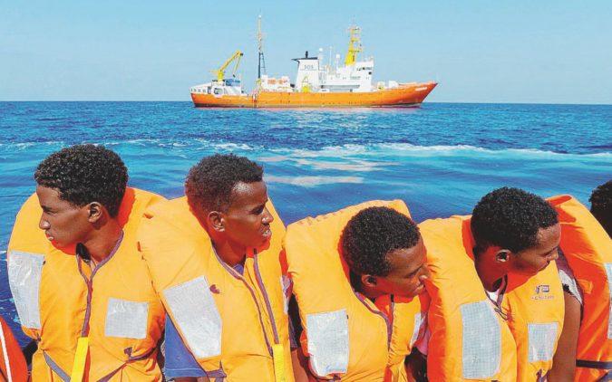 Aquarius sbarca a Malta ma Gibilterra la scarica