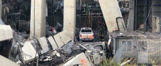"""Genova, i dipendenti Amiu al lavoro da anni sotto il ponte: """"Dal 2015 reti e aree interdette perché cadevano calcinacci"""""""