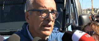 """Ponte Morandi, il procuratore capo di Genova: """"Il crollo? Non è stata una fatalità ma un errore umano"""""""