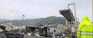 Genova, Aspi potrà demolire il ponte. M5s: 'Nessun dietrofront, non ricostruirà' Ma Bucci: 'Torna in campo per tante cose'