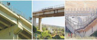 Ponte Morandi, non solo Genova: da Lecco alla Sicilia la mappa dei viadotti a rischio. Chiusi, pericolanti o già crollati
