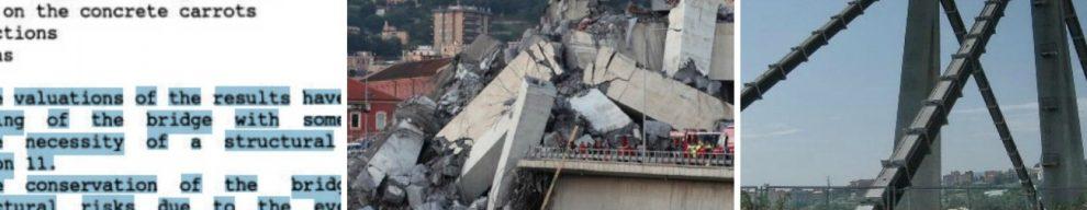 Ponte Morandi, un pilone rivestito con tiranti nuovi nel '93. Mai nulla sugli altri: ma su quello crollato Autostrade ora aveva fretta