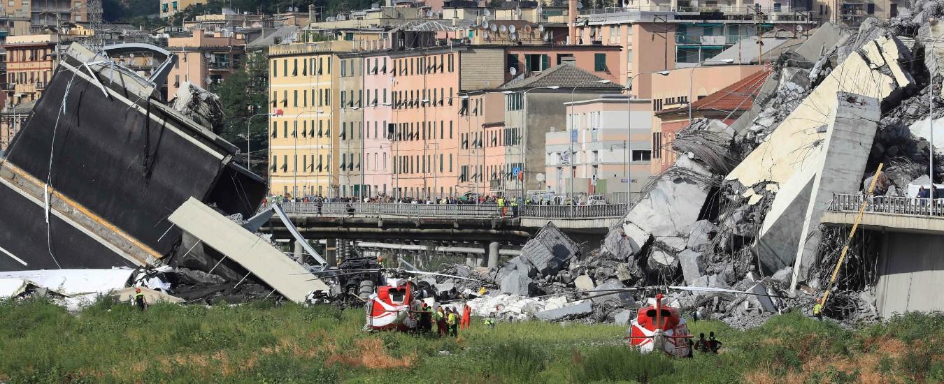 Ponte Morandi, quella manciata di minuti che mi ha salvato la vita