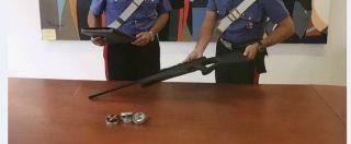Latina, sparano dalla finestra con un fucile ad aria compressa e feriscono un immigrato: denunciati 3 ragazzi