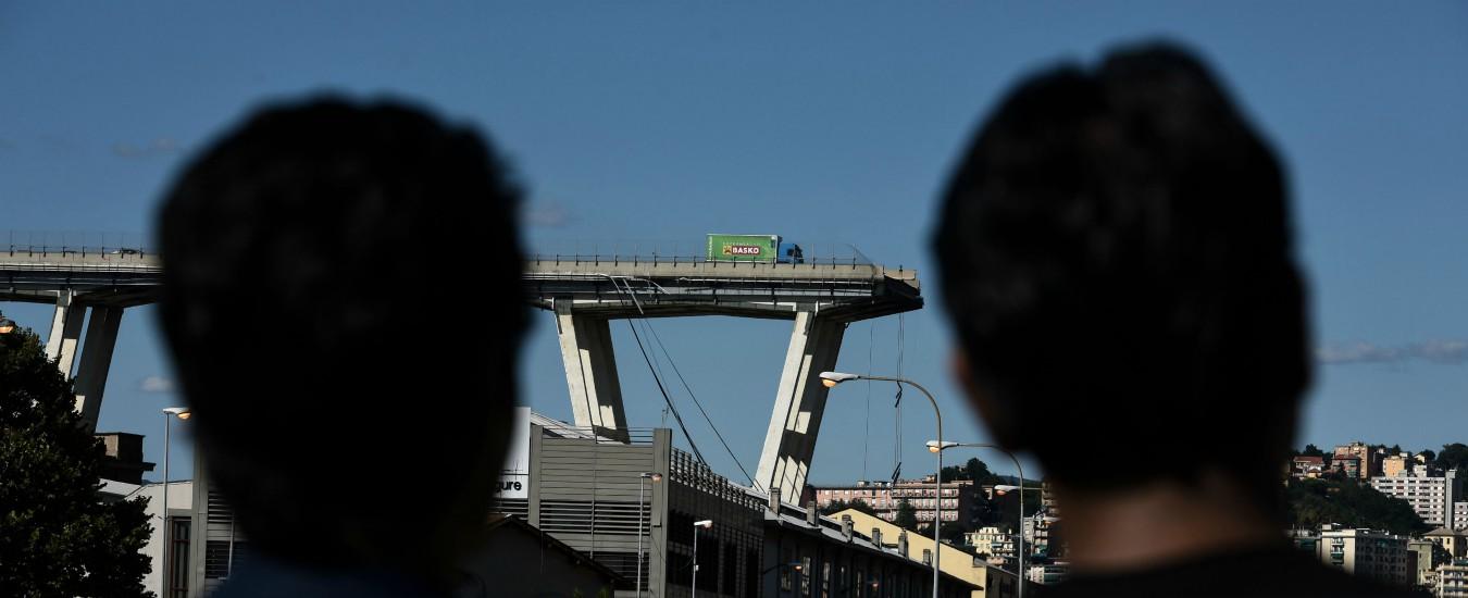 Ponte Morandi, per me occorre nazionalizzare le autostrade