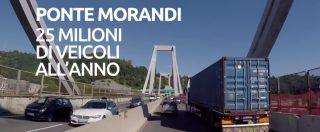 """Genova, il progetto della Gronda spiegato da Autostrade per l'Italia nel 2017: """"Necessario alleggerire il traffico sul tratto esistente"""""""
